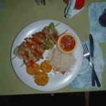 Kabob Meal