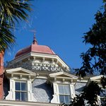Our cupola offers a 360-degree view of Charleston