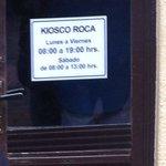 Photo de Kiosko Roca