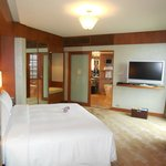 King Bedroom - Executive Suite