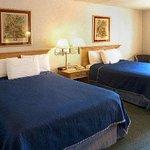 Standard Double Queen Bed Room