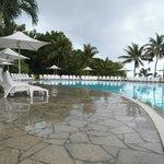 니코 괌 수영장