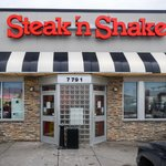 Steak 'n Shake Entrance