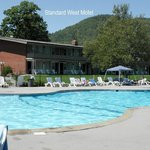 Standard West Motel With Pool