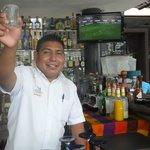 Our Bartender
