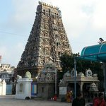 Kapaleeshwar Temple Gopuram