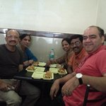 CTR Dosas and Happy Faces :-)