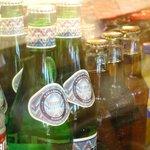 San Pellegino and IBC Cream Soda
