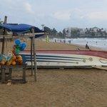 plage mount Lavinia