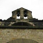 橋上のChapelle saint Nicolas の鐘