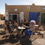 Berberwiskey i solen