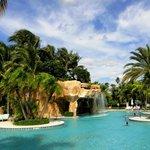 Lagoon pool: Kids will love it!