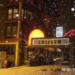 Зима пришла в Энкамп