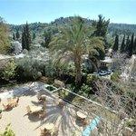 The view of Ein Karem