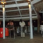 Sunday night steel band
