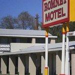 Romney Motel Seligman Exterior