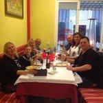 Amigos a cenar Priya Style