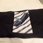 鶴の折り紙付き