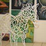 Ringed Horse