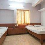 Triple Bed Non AC Room