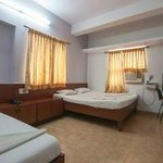 Triple Bed AC Room