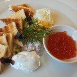 Caviar russo