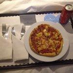 Room service- kids pizza