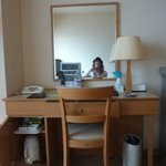 scrivania della camera