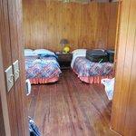 Gemini's room