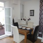 Bootham dining area