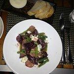 Beet Salad was Delicious