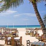 Neelas Beach Restaurant Foto