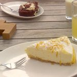 excellent puddings and cakes
