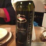 Big John red wine - excellent
