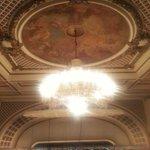 Inside the Music Hall
