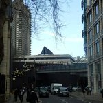 Entrance from St Pauls SQ