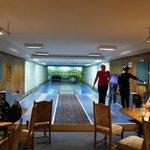 bowling room