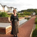 My Daughter Andrea at Carden Park Hotel