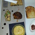 Foie gras 4 ways