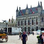 Bruges - Burg-Stadhuis