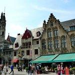 Bruges - Burg