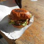 Burgermeister Cheese Burger