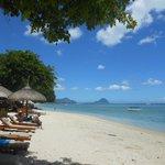 Hilton Hotel Beach