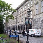 The Old Library & Book of Kells