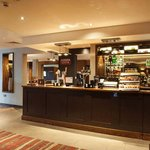 Canterbury City Centre Premier Inn Bar Area