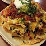 Giant nachos