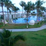 we all friends went to attend a conference, resort is located near the bypass road of Ecr and ea