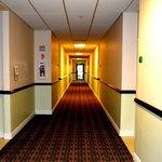 Vegas Gardens Hallway