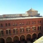 Castillo de Belmonte, interior