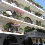 Front of Casa Dona Susana